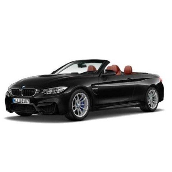 BMW M4 CABRIO SCHWARZ