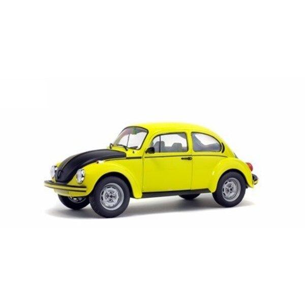 VW KÄFER 1303 1973 YELLOW