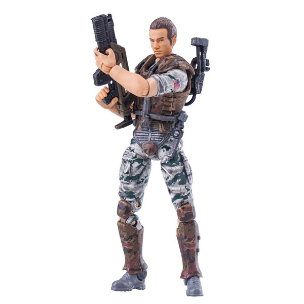 Aliens Colonial Marines Actionfigur 1/18 Hicks 10 cm