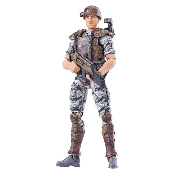 Aliens Colonial Marines Actionfigur 1/18 Hudson 10 cm