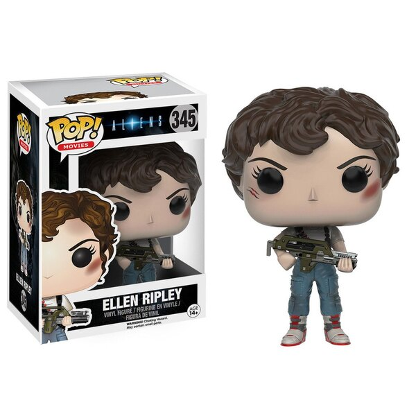 Aliens POP! Movies Vinyl Figur Ellen Ripley 9 cm