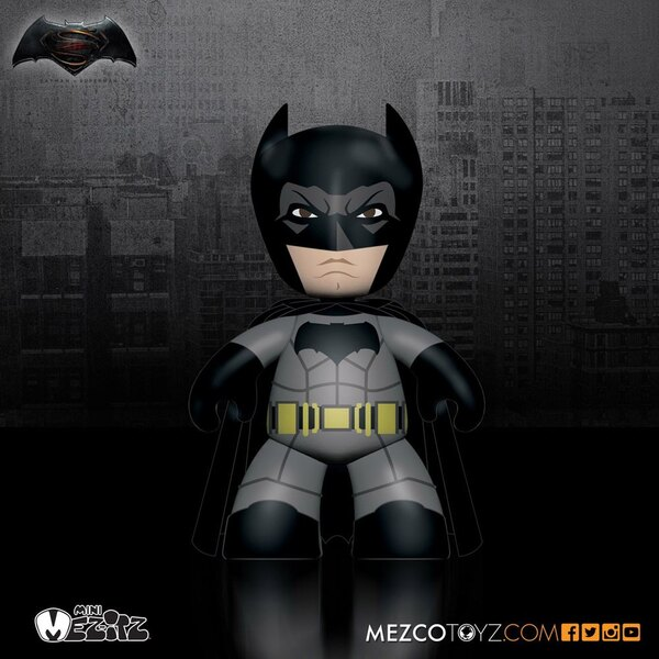 Batman v Superman Dawn of Justice Mini Mez-Itz Minifiguren Set 5 cm