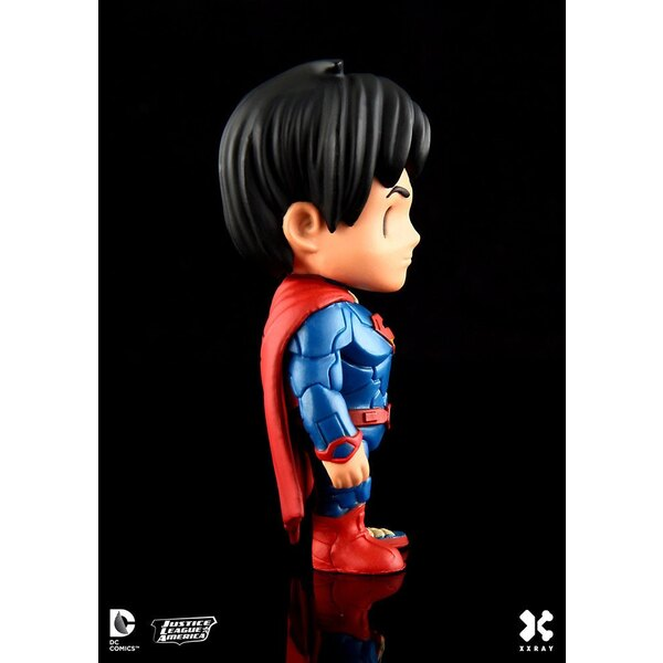DC Comics XXRAY Figur Wave 1 Superman 10 cm