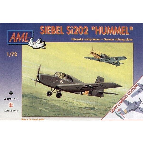 Siebel Si 202 Ungar 'von Hummel'