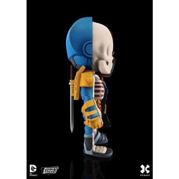 DC Comics XXRAY Figur Wave 3 Deathstroke 10 cm