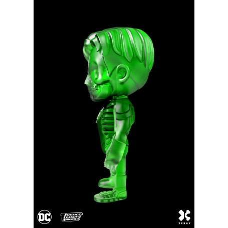 DC Comics XXRAY Figur Green Lantern Clear Green Edition 10 cm