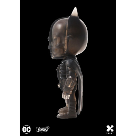 DC Comics XXRAY Figur Batman Clear Black Edition 10 cm