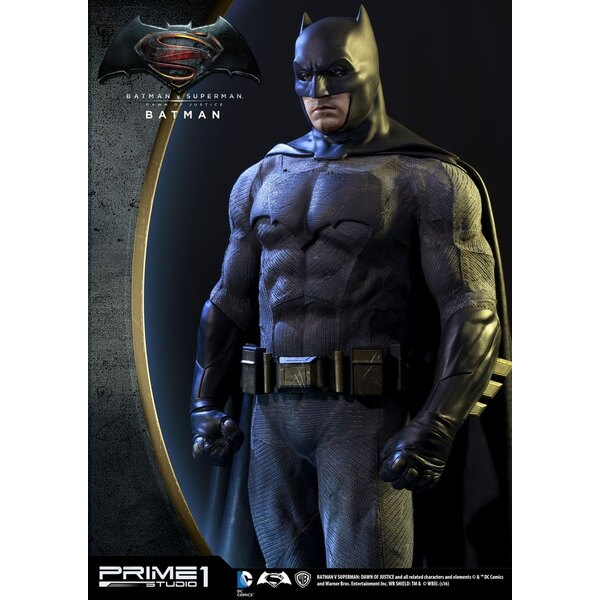 Batman v Superman Dawn of Justice 1/2 Statue Batman 109 cm
