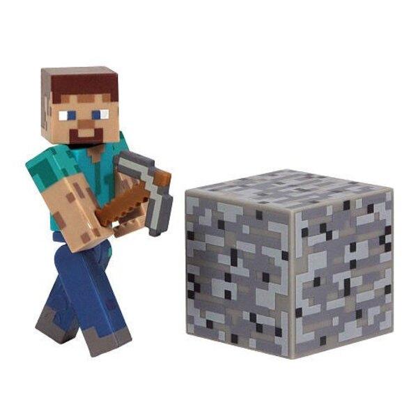 Minecraft Actionfigur Steve 8 cm
