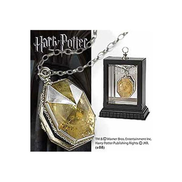 Harry Potter Replik 1/1 Slytherins Medaillon