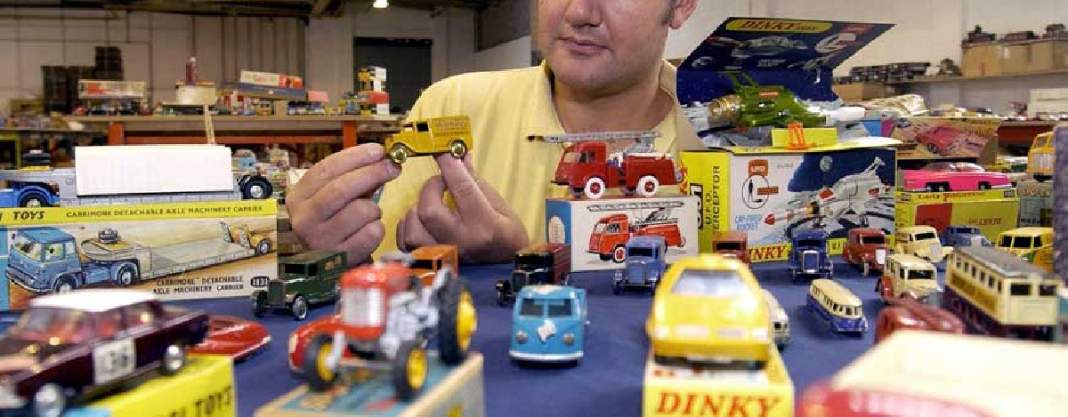 Miniaturen nach Hersteller