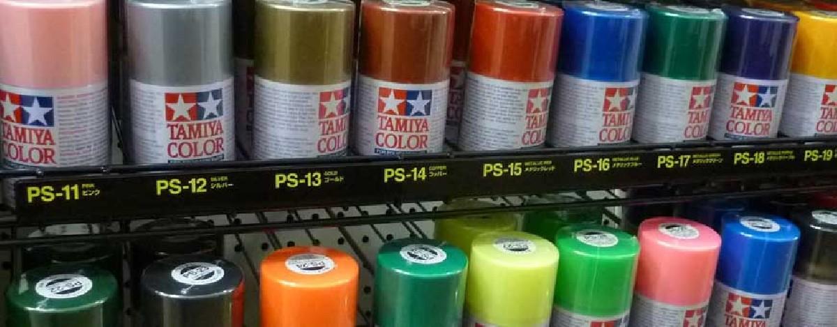 Spray-Farben