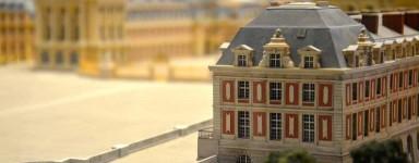 Modellbaugebäude
