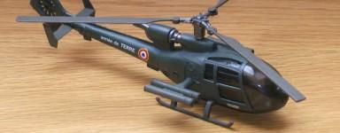Miniatur-Hubschrauber