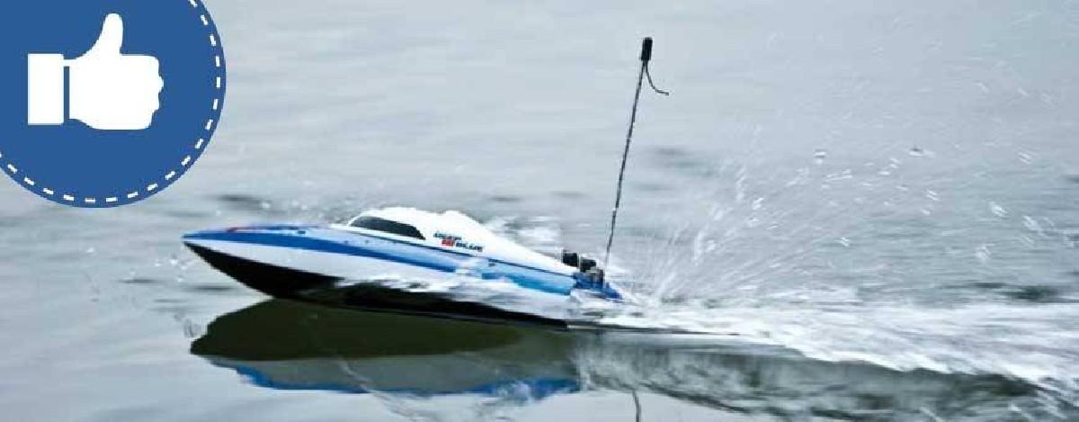 Unsere Auswahl an ferngesteuerten Booten (RC), rc motorboot - rc - Die Bestseller in der Kategorie sind unsere auswahl an fer
