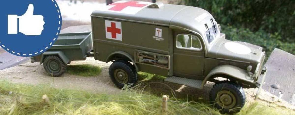 Unsere Auswahl an Militärfahrzeugen