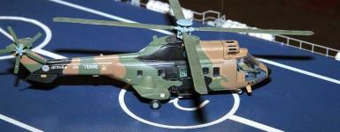 Hubschraubermodelle