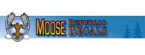 Moose Republic Decals